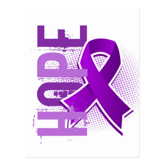 Lupus de la esperanza 2 postal