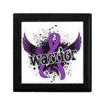 Lupus del guerrero 16 caja de recuerdo