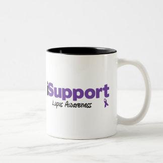 lupus del iSupport Tazas De Café