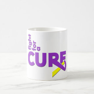 Lupus  Endometriosis Fight For A Cure Classic White Coffee Mug