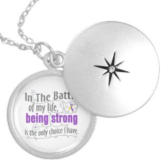 Lupus Endometriosis In the Battle Pendant
