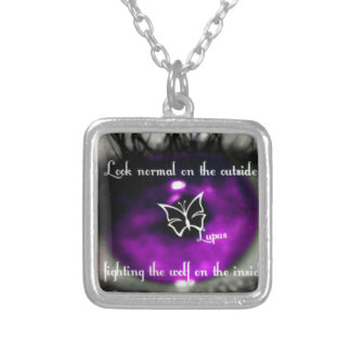 lupus eye22.jpg silver plated necklace