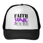 Lupus Faith Love Cure Trucker Hat