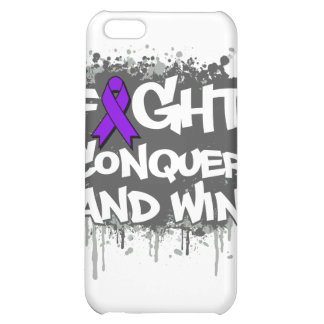 Lupus Fight Conquer and Win iPhone 5C Case