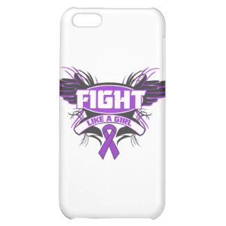 Lupus Fight Like a Girl Wings.png iPhone 5C Covers