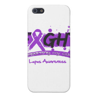 Lupus FIGHT Supporting My Cause iPhone 5 Cases