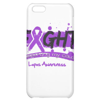 Lupus FIGHT Supporting My Cause iPhone 5C Case