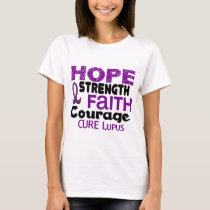Lupus HOPE 3 T-Shirt