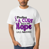 Lupus HOPE 5 T-Shirt