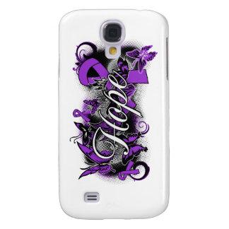 Lupus Hope Garden Ribbon Samsung Galaxy S4 Case