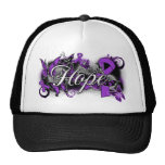 Lupus Hope Garden Ribbon Trucker Hat