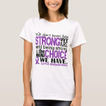 Lupus How Strong We Are T-Shirt