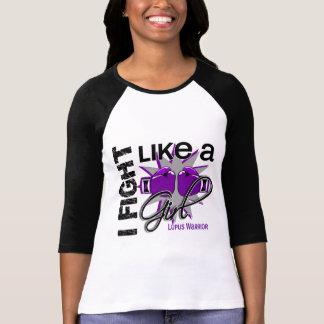 Lupus I Fight Like A Girl 13 2 Tshirts