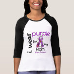 Lupus I WEAR PURPLE FOR MY MOM 43 Shirt