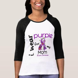 Lupus I WEAR PURPLE FOR MY MOM 43 T-Shirt