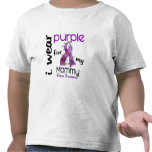 Lupus I WEAR PURPLE FOR MY MOMMY 43 Shirt