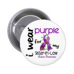 Lupus I WEAR PURPLE FOR MY SISTER-IN-LAW 43 Pin