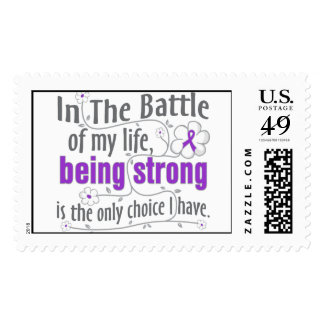 Lupus In The Battle Postage Stamp