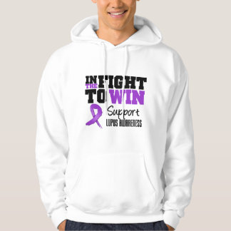Lupus In The Fight To Win Sweatshirt