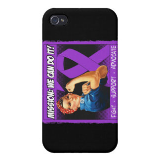 Lupus Mission We Can Do It Case For iPhone 4