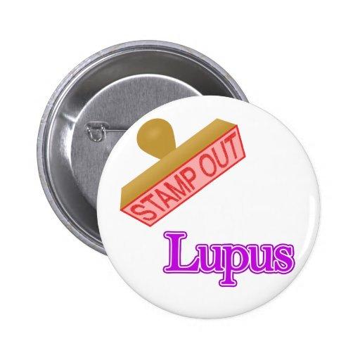 Lupus Pin Redondo 5 Cm