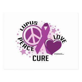 Lupus PLC Postcard