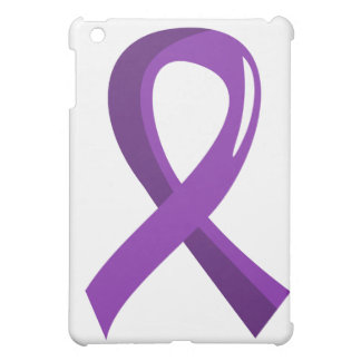 Lupus Purple Ribbon 3 iPad Mini Cover