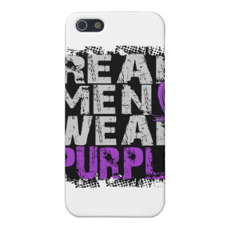 Lupus Real Men Wear Purple iPhone 5 Covers