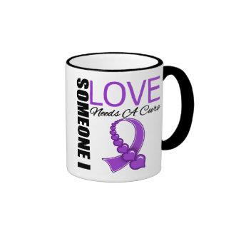 Lupus Someone I Love Needs A Cure Coffee Mug