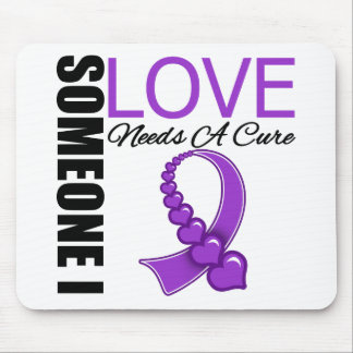 Lupus Someone I Love Needs A Cure Mouse Pad