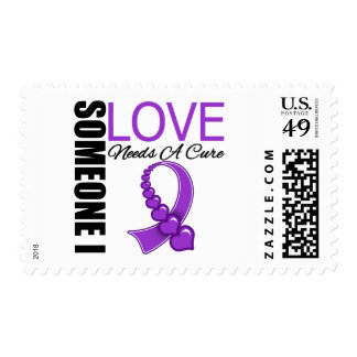 Lupus Someone I Love Needs A Cure Postage
