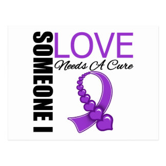 Lupus Someone I Love Needs A Cure Postcard