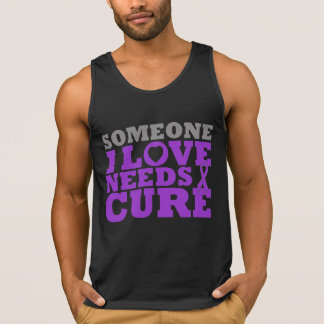 Lupus Someone I Love Needs A Cure Tank Tops