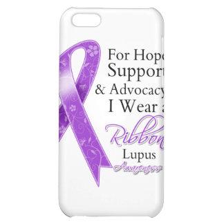Lupus Support Hope Awareness iPhone 5C Case