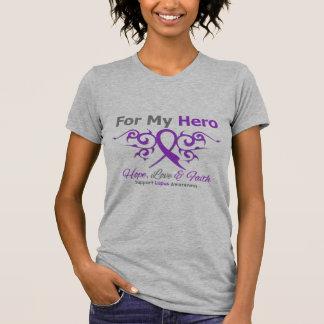 Lupus Tribal Ribbon Hero Tshirt