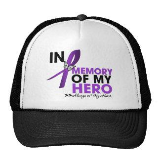 Lupus Tribute In Memory of My Hero Trucker Hat