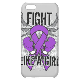 Lupus Ultra Fight Like A Girl Case For iPhone 5C