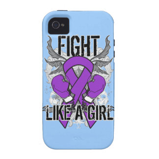 Lupus Ultra Fight Like A Girl iPhone 4/4S Case