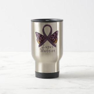 Lupus Warrior 15 Oz Stainless Steel Travel Mug