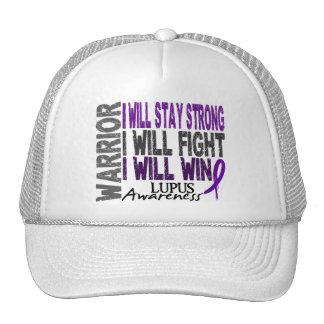 Lupus Warrior Trucker Hat