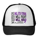 Lupus Warrior Mesh Hat