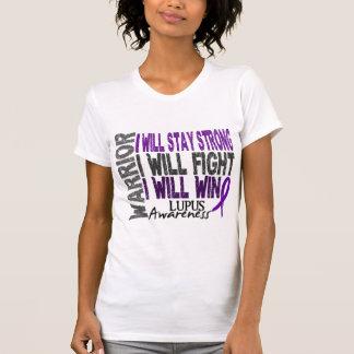 Lupus Warrior Tee Shirt