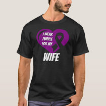 Lupus Wife Husband T-Shirt