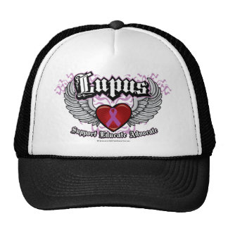 Lupus Wings Hats
