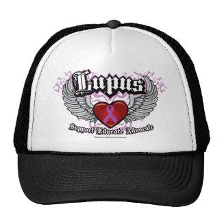 Lupus Wings Trucker Hat