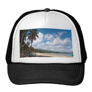 Luquillo Beach Puerto Rico Trucker Hat