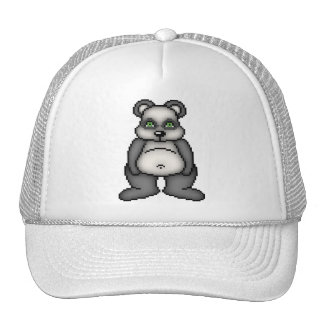 Lura Critter Jelly Panda Bear Trucker Hat