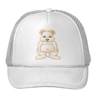 Lura's Critter Jelly Polar Bear Trucker Hat