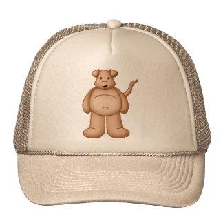 Lura's Critter Plump Dog Trucker Hat