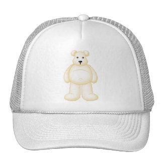 Lura's Critter Plump Polar Bear Trucker Hat